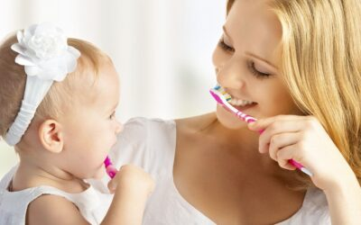Cuidados bucales especiales durante el embarazo y la lactancia